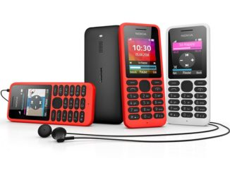 Nokia 130 and Nokia 130 Dual SIM Feature Phones Roll-Out Begins 2