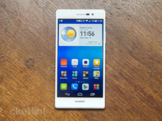 Huawei Ascend P7 Sapphire Edition is almost here 4
