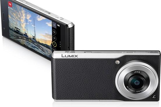 Panasonic's Latest Smart Camera