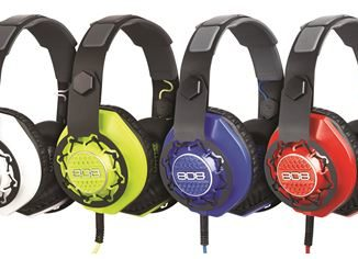 808 Audio delivers the Performer suspended ear cups headphones 8