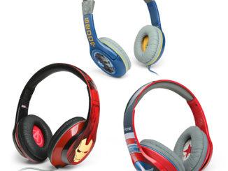 Marvel Headphones 1