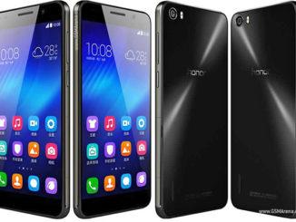 Huawei Honor 6 2