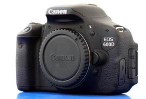 Review: Canon 600D 4