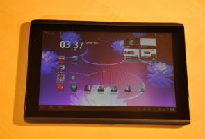 Review: Acer ICONIA A500: The Honeycomb Debutant 1