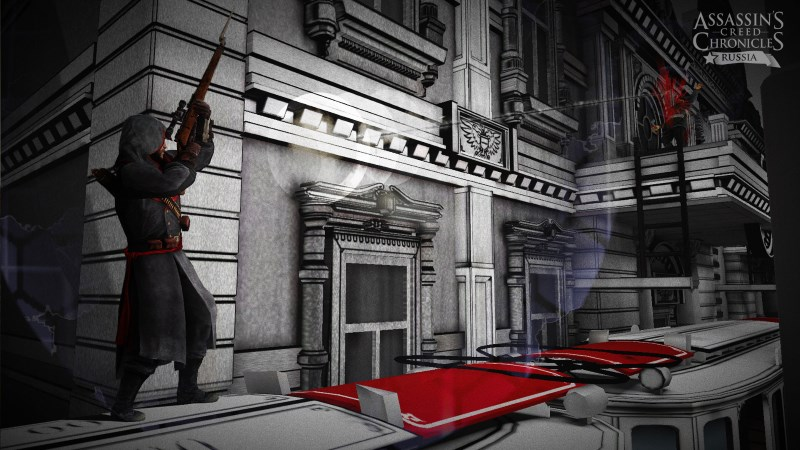 Assassin's Creed Chronicles: Russia / Screenshot
