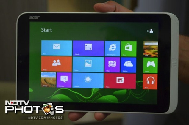 Acer Iconia W3 review