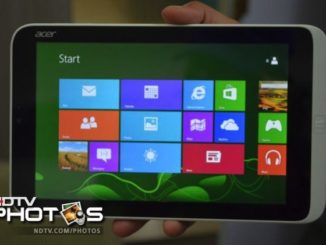 Acer Iconia W3 review 6