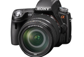 Sony SLT Alpha 33 6