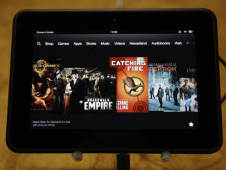 Kindle Fire HD: First impressions 3