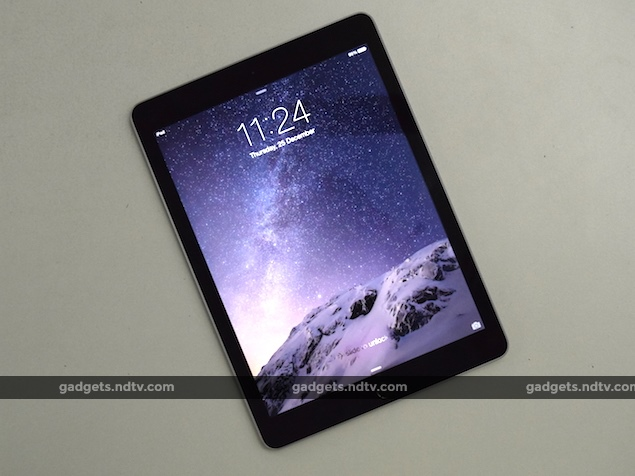 iPad Air 2 Review: Still the King of Tablets