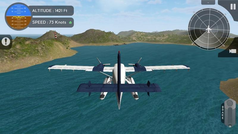 Avion Flight Simulator 2015 Review: Greed Guts a Good Game
