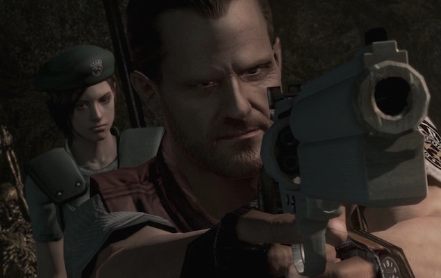 Resident Evil HD Remaster Review: Monster's Ball