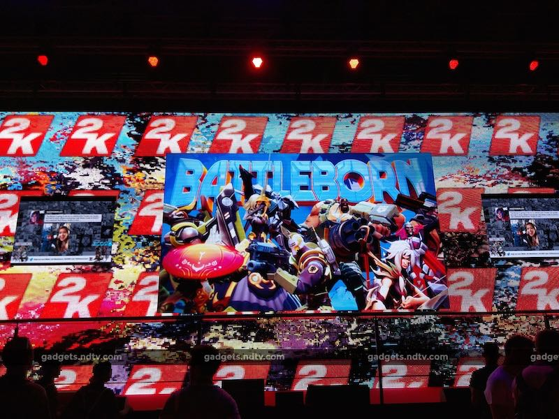 Battleborn Preview: If Dota 2 Was a Shooter With Pixar Characters