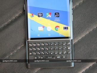 BlackBerry Priv Review 2