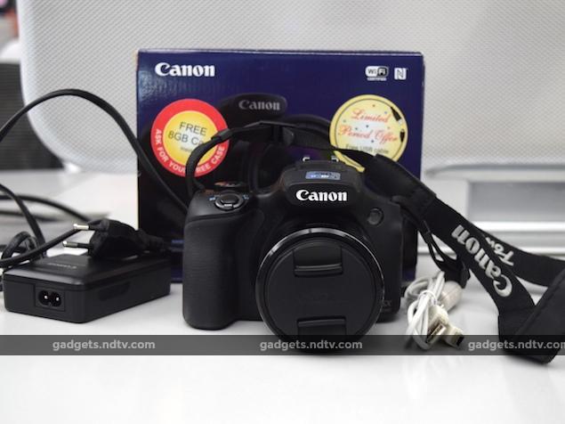 canon_sx60_hs_box_ndtv.jpg - Canon PowerShot SX60