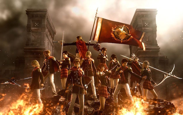 Final Fantasy Type-0 HD Review: Bad Looking, but Great to Play