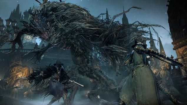 cleric_beast_hunters_bloodborne_sony.jpg - Bloodborne Review