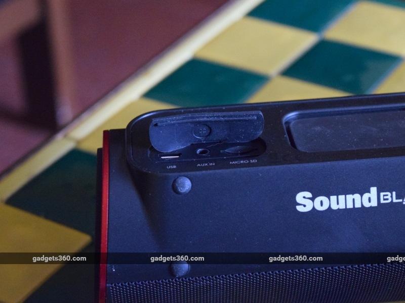 creative_soundblaster_free_ports_ndtv.jpg - Creative Sound Blaster FRee Review