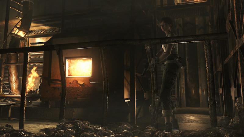 crustacean_t-virus_rebecca_resident_evil_0_hd_capcom.jpg - Resident Evil 0 HD Review