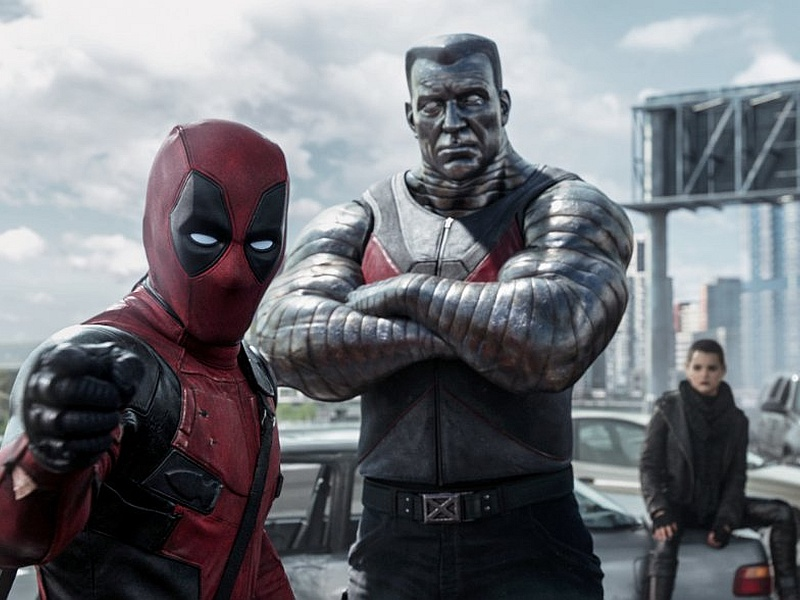 Deadpool Is the Ultimate Date Movie for Your Bromance