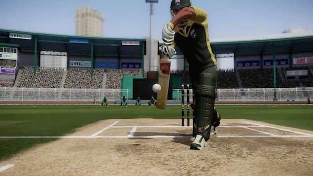 defense_don_bradman_cricket_big_ant.jpg - Don Bradman Cricket Review: