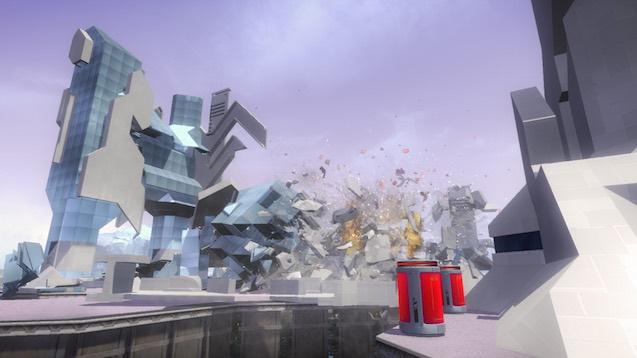 destruction_screamride_microsoft.jpg - ScreamRide Review