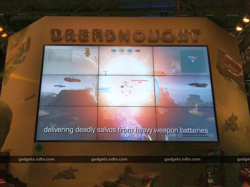 Dreadnought Is Team Fortress 2 With Giant Spaceships