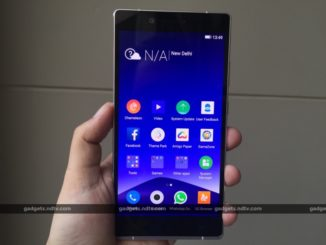 Gionee Elife E8 First Impressions 2