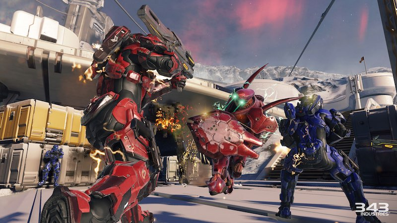 h5-guardians-warzone-stormbreak-hunter-becomes-the-hunted-jpg.jpg - Halo 5: Guardians Review