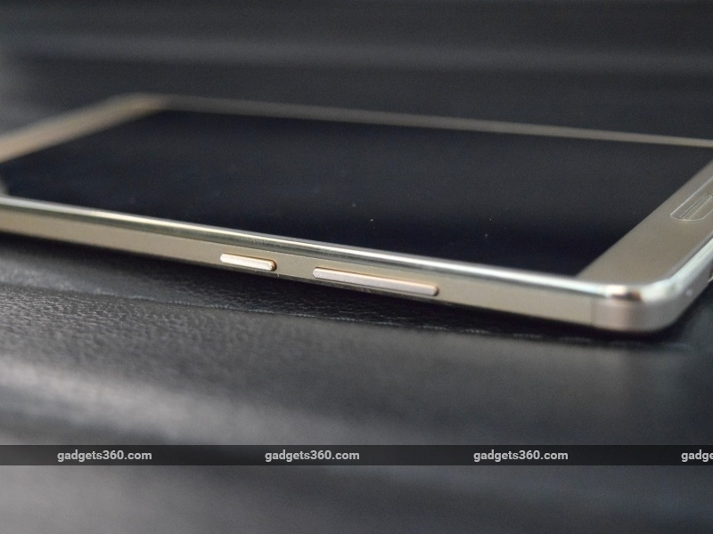 honor_5x_buttons_ndtv.jpg - Honor 5X Review