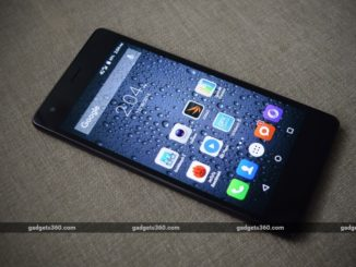 Intex Cloud Flash Review 2