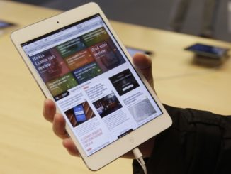 iPad mini review 5
