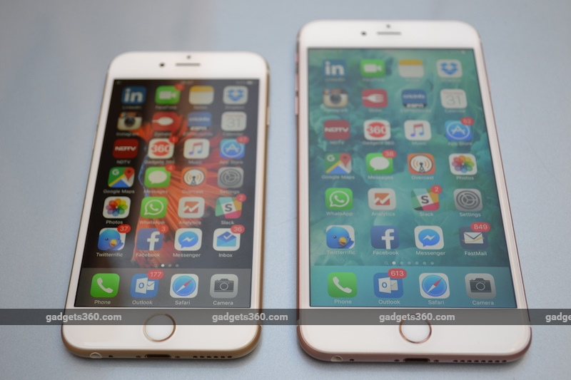 iPhone 6s and iPhone 6s Plus Review