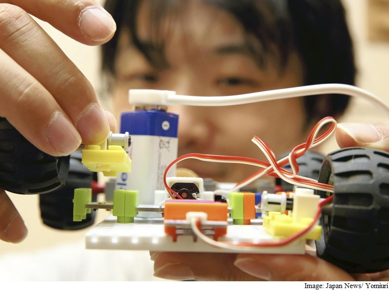Japan's 3D Printers Shape Dreams