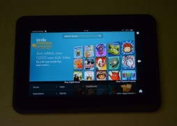 Kindle Fire HD review 5