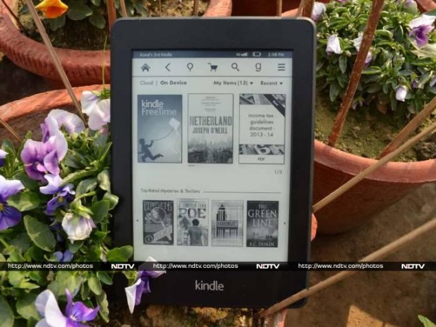 Amazon Kindle Paperwhite 3G (2013) review