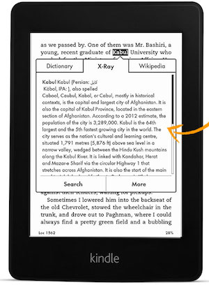 kindle_smart_lookup.jpg - Kindle Paperwhite 3G