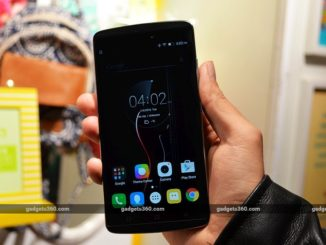 Lenovo Vibe K4 Note First Impressions 1