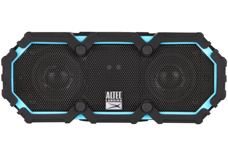 lifejacket_blue_front.jpg - Altec Lansing LifeJacket 2 Review