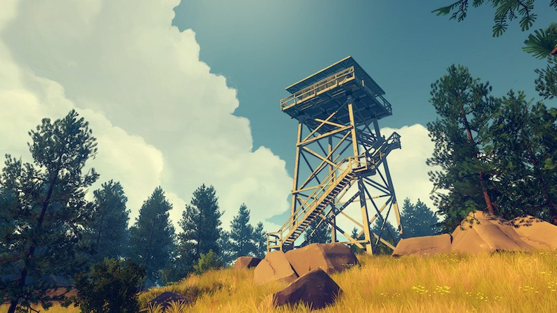 Campo Santo Aware of Firewatch's Poor PS4 Frame Rate, Working on a Fix