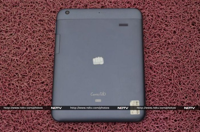 Micromax Canvas Tab P650 review