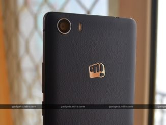 Micromax Canvas 5 First Impressions 4