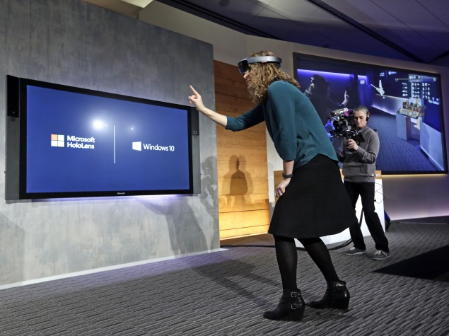Microsoft HoloLens: First Impressions