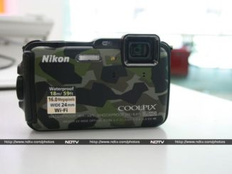 Nikon Coolpix AW120 Review: Travelling Tough 8