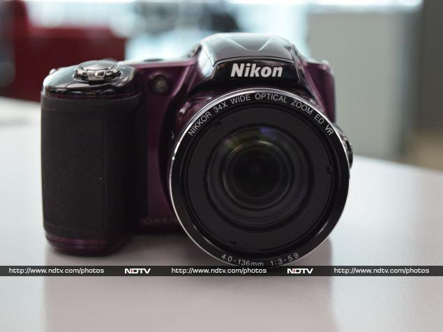 Nikon Coolpix L830 Review