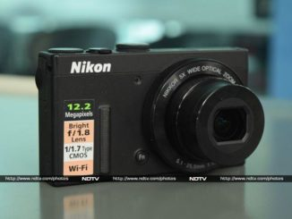 Nikon Coolpix P340 Review: Slim, Fast and Powerful 5