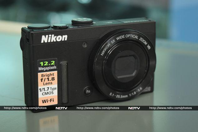 nikon_coolpix_p340_front_ndtv.jpg - Nikon Coolpix P340 Review: Slim, Fast And Powerful