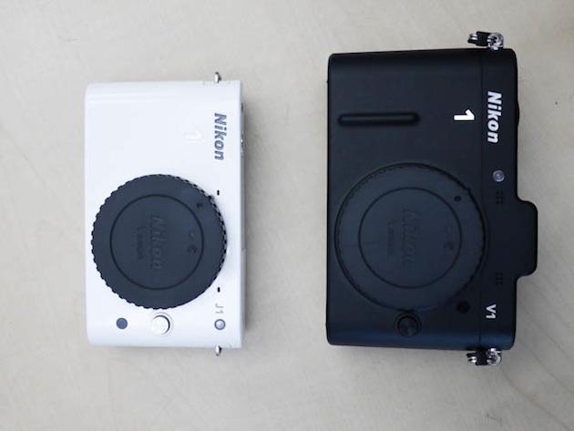 Nikon J1 and V1 - Review