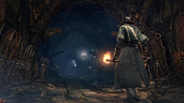 old_yharnam_bloodborne_sony.jpg - Bloodborne Review