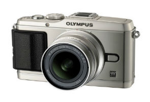 Review: Olympus PEN E-P3 2